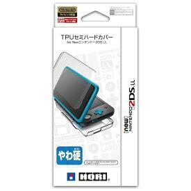 HORI ホリ TPUセミハードカバー for Newニンテンドー2DS LL 2DS-106[New2DS LL]