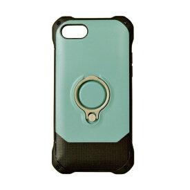 ラスタバナナ RastaBanana iPhone 8 リングスタンド付きケース ブルー 3475IP7SA