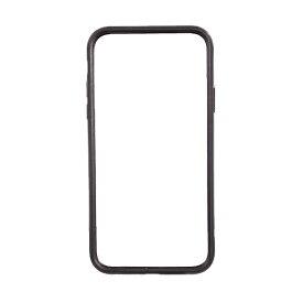 OWLTECH オウルテック iPhone X用 バンパーケース ハイブリット ブラック STD OWL-CVIP821-BK