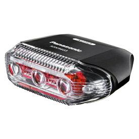 パナソニック Panasonic LEDかしこいテールライト(ブラック) NSKR603-B[NSKR603_B] panasonic