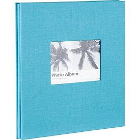 セキセイ SEKISEI ハーパーハウス ミニフリーアルバム〈フレーム〉(ターコイズブルー)XP-1008[XP1008]