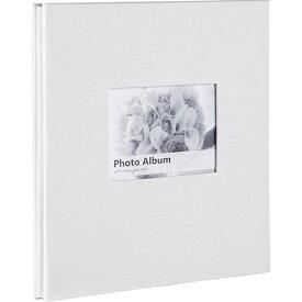 セキセイ SEKISEI ハーパーハウス ミニフリーアルバム〈フレーム〉(ホワイト)XP-1008[XP1008]