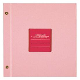 セキセイ SEKISEI ハーパーハウス ましかくアルバム〈フレーム〉(ピンク)XP-8910[XP8910]