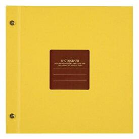 セキセイ SEKISEI ハーパーハウス ましかくアルバム〈フレーム〉(イエロー)XP-8910[XP8910]