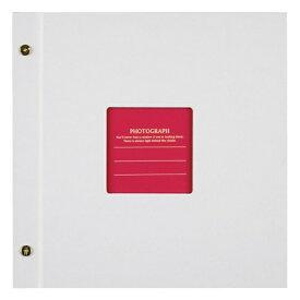 セキセイ SEKISEI ハーパーハウス ましかくアルバム〈フレーム〉(ホワイト)XP-8910[XP8910]