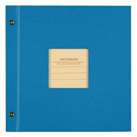 セキセイ SEKISEI ハーパーハウス ましかくアルバム〈フレーム〉(ブルー)XP-8910[XP8910]