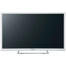 パナソニック Panasonic TH-32ES500-W 液晶テレビ VIERA(ビエラ) ホワイト [32V型 /ハイビジョン /YouTube対応][テレビ 32型 32インチ TH32ES500W]
