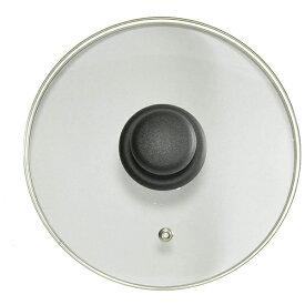 パール金属 PEARL METAL LOOK LIFE 強化ガラス蓋(18cm) HB-2843[HB2843]