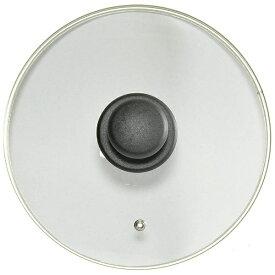 パール金属 PEARL METAL LOOK LIFE 強化ガラス蓋(22cm) HB-2845[HB2845]