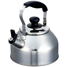 パール金属 PEARL METAL デイトナプラス ステンレス製広口笛吹きケットル(2.7L) HB-7351[HB7351]