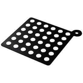 パール金属 PEARL METAL Easy Wash シリコーンマルチマット C-8719 ブラック[C8719]