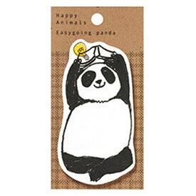 学研ステイフル Gakken Sta:Full アニマル付箋(パンダ)AM034-05