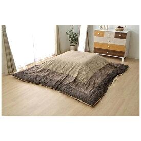 イケヒコ IKEHIKO 5509909 こたつ布団カバー ゆかり [対応天板サイズ:約75×75cm /正方形]
