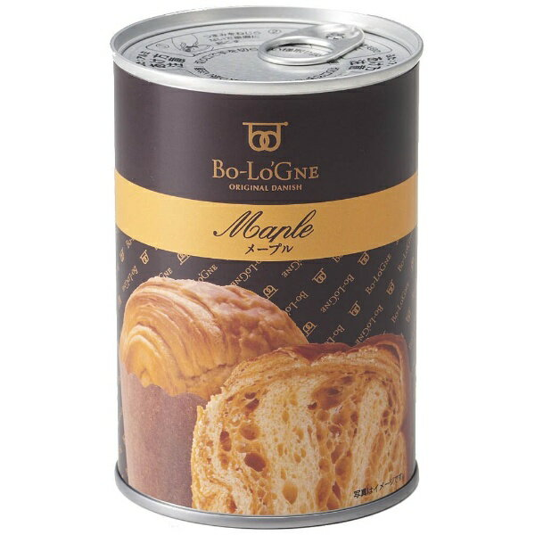 ボローニャFC 缶deボローニャ2個入り メープル