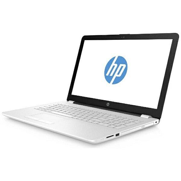 【送料無料】 HP 15.6型ノートPC[Win10・Celeron・HDD 500GB・メモリ 8GB] HP 15-bs006TU 2DN44PA-AAAA(2017年秋モデル)[2DN44PAAAAA]