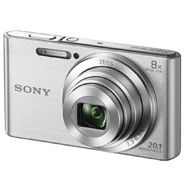【送料無料】 ソニー SONY DSC-W830 コンパクトデジタルカメラ Cyber-shot(サイバーショット)[DSCW830]