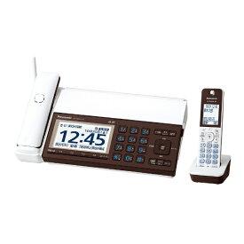 パナソニック Panasonic KX-PZ910DL-W FAX機 おたっくす ピアノホワイト [子機1台 /普通紙][ファックス付き電話機 KXPZ910DLW] panasonic