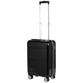 シフレ siffler TSAロック搭載スーツケース(34L) GRE2042-48BK ブラック 【メーカー直送・代金引換不可・時間指定・返品不可】