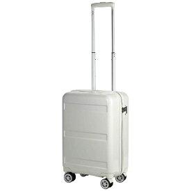 シフレ siffler TSAロック搭載スーツケース(34L) GRE2042-48WH ホワイト