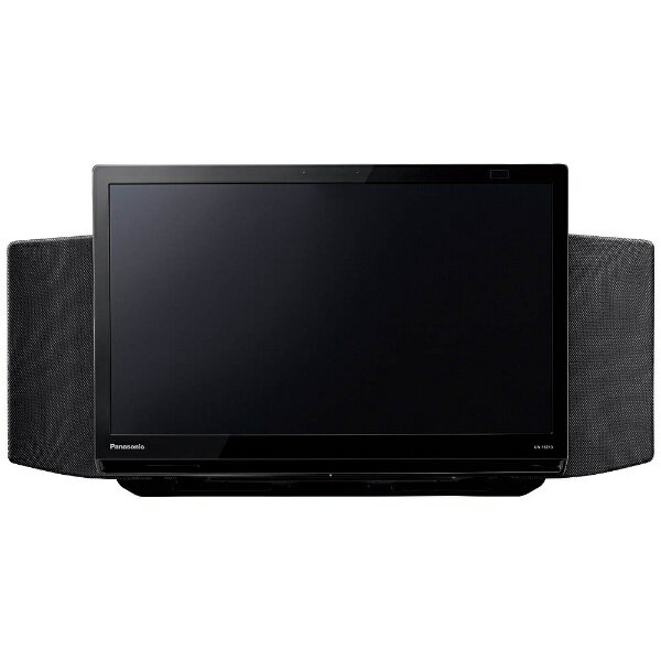 【送料無料】 パナソニック 19V型 地上・BS・110度CS対応 ポータブルテレビ プライベートビエラ UN-19Z1-K ブラック (ブルーレイディスクプレーヤー/500GB内蔵HDDレコーダー付)[UN19Z1K] panasonic