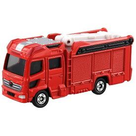タカラトミー TAKARA TOMY トミカ No.119 モリタ 13mブーム付多目的消防ポンプ自動車 MVF(箱)