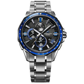 カシオ CASIO [Bluetooth搭載ソーラーGPS電波時計]オシアナス(OCEANUS) 「Premiumu Production Line GPS HYBRID WAVE CEPTER Smart Access TOUGH MVT.」 OCW-G2000G-1AJF 【日本製】
