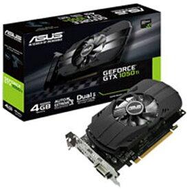 ASUS エイスース グラフィックボード NVIDIA GeForce GTX 1050 Ti搭載 PCI-Express PH-GTX1050TI-4G[4GB/GeForce GTXシリーズ]【バルク品】 [PHGTX1050TI4G]