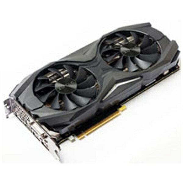 【送料無料】 ZOTAC GeForce GTX 1080 AMP Edition (ZTGTX1080-8GD5XAMP01/ZT-P10800C-10P)