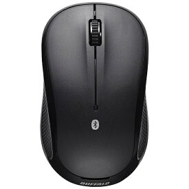 BUFFALO バッファロー BSMRB058BK マウス ブラック [IR LED /3ボタン /Bluetooth /無線(ワイヤレス)][BSMRB058BK]