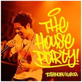 ソニーミュージックマーケティング 久保田利伸/3周まわって素でLive!〜THE HOUSE PARTY!〜 通常盤 【CD】