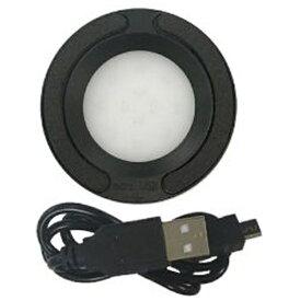 クレファー CREPHA ソーラーウオッチ用LED充電器 BSC-4162-BK