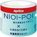 ニューウェルブランズ・ジャパン Newell Brands Japan ニオイポイ×におわなくてポイ共通カセット(3個パック) ホ…