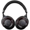 オーディオテクニカ audio-technica ブルートゥースヘッドホン ブラックレッド ATH-WS990BT BRD [リモコン・マイク対応 /Bluetooth /ハイレゾ対応][ATHWS990BTBRD]