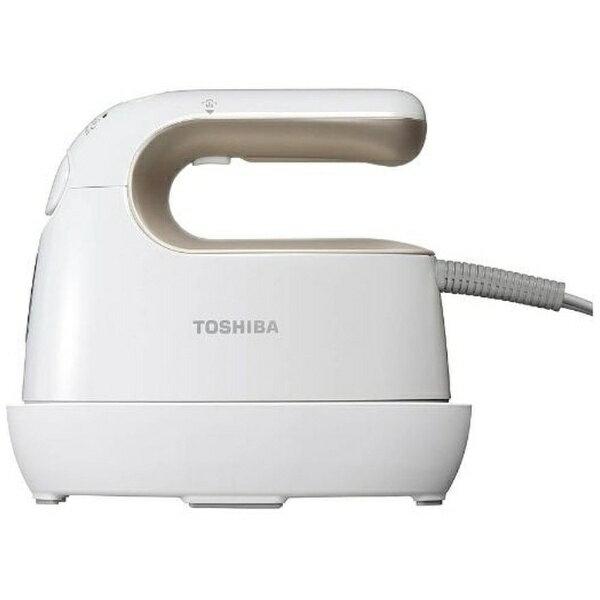 東芝 TOSHIBA TAS-X3 アイロン ゴールドホワイト [ハンガーショット機能付き][ハンディアイロン TASX3NW]