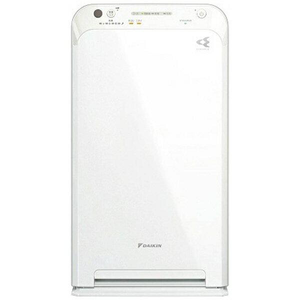 ダイキン DAIKIN MC55U-W 空気清浄機 ストリーマ空気清浄機 ホワイト [適用畳数:25畳 /PM2.5対応][MC55UW]【d_pup】