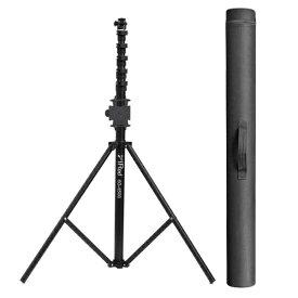 ルミカ LUMICA ハイアングル撮影用一脚+専用三脚セット 6C-4500 set G80035 [自立式 /6段 /自由雲台 /カーボン][G80035]