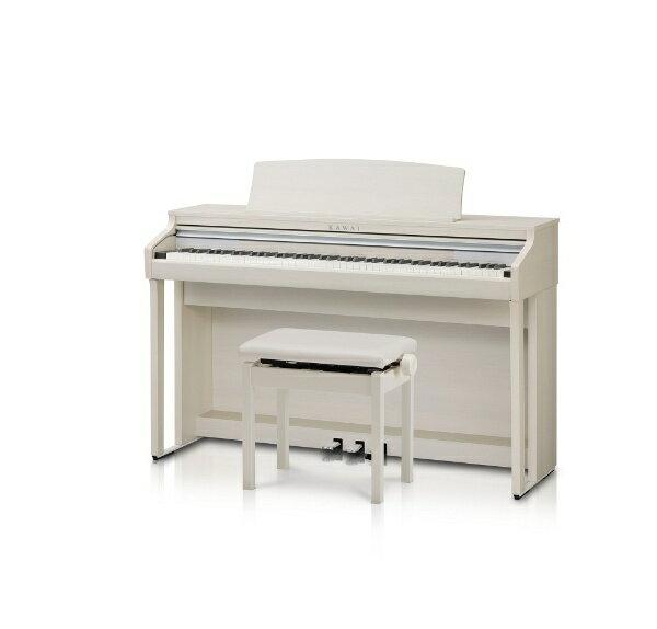 河合楽器 KAWAI CA48A 電子ピアノ CAシリーズ ホワイトメープル調仕上げ [88鍵盤][CA48]【point_rb】