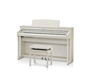 河合楽器 KAWAI CA78A 電子ピアノ CAシリーズ ホワイトメープル調仕上げ [88鍵盤][CA78] 【メーカー直送・代金引換不可・時間指定・返品不可】