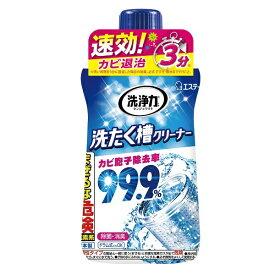エステー 洗浄力 洗たく槽クリーナー 550g 〔洗濯槽クリーナー〕