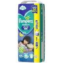 P&G ピーアンドジー Pampers(パンパース) さらさらパンツ夜用 ウルトラジャンボ  ビックサイズ(12kg-22kg) (44枚) 〔おむつ〕【rb_pcp】