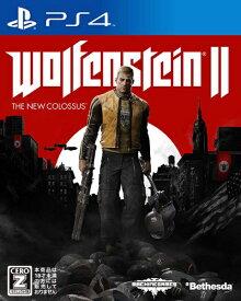 ベセスダソフトワークス Bethesda Softworks Wolfenstein II: The New Colossus(ウルフェンシュタイン2:ザニューコロッサス)【PS4ゲームソフト】