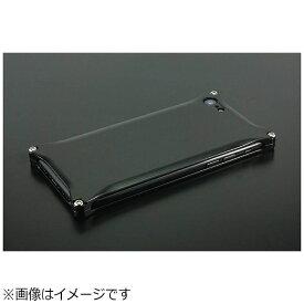 GILD design ギルドデザイン iPhone 8用 ソリッド ブラック GI-400B
