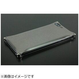 GILD design ギルドデザイン iPhone 8 Plus用 ソリッド グレー GI-410GR