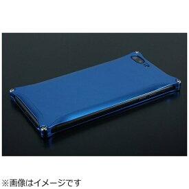 GILD design ギルドデザイン iPhone 8 Plus用 ソリッド ブルー GI-410BL