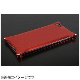 GILD design ギルドデザイン iPhone 8 Plus用 ソリッド レッド GI-410R