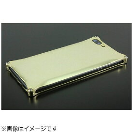 GILD design ギルドデザイン iPhone 8 Plus用 ソリッド シャンパンゴールド GI-410CG