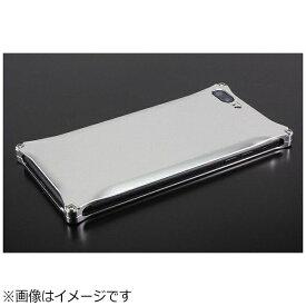 GILD design ギルドデザイン iPhone 8 Plus用 ソリッド シルバー GI-410S