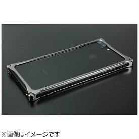 GILD design ギルドデザイン iPhone 8 Plus用 ソリッドバンパー グレー GI-412GR