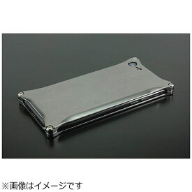 GILD design ギルドデザイン iPhone 8用 ソリッド グレー GI-400GR