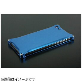 GILD design ギルドデザイン iPhone 8用 ソリッド ブルー GI-400BL